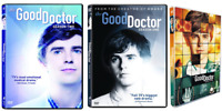 The Good Doctor: Complete Seasons1 2 3 (DVD Box Set, 14-Disc) New & Sealed