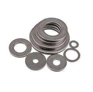 δ:1mm Screw Washer Ultra-Thin A2 Stainless Steel Non-Standard Flat Washer Meson