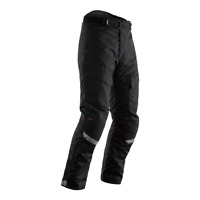 RST Alpha IV CE Mens Black Textile Motorbike Waterproof Trousers Jean