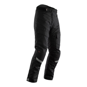 RST Alpha IV CE Mens Black Textile Motorbike Waterproof Trousers Jean