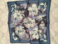 Authentic Hermes Square Scarf Fleur De Lotus