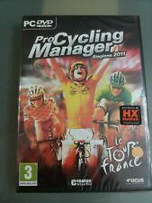 PRO CYCLING MANAGER 2011 LE TOUR DE FRANCE PC  SIGILLATO
