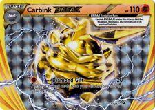Pokemon XY Fates Collide Carbink BREAK Ultra Rare Card 51/124