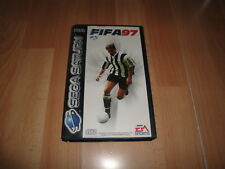 Fifa 97 de EA Sports para la Sega Saturn Factory