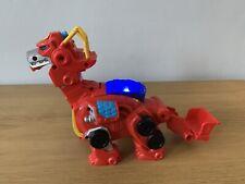 Transformers Rescue Bots Heatwave el Dragón Dino Bot Sonidos Figura De Acción