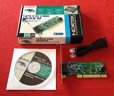 Modem Nortek Speed-One 56K V.92 interno PCI fax