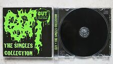 GUT ‎– The Singles Collection CD Deliria Productions ‎DSR CD0005 Limited to 1000