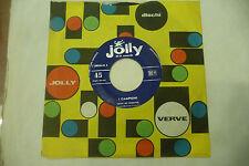 """I CAMPIONI(TONY DALLARA)""""LOVE ME FOREVER-disco 45 giri JOLLY It 1960"""""""