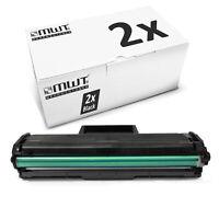 2x Toner für Samsung Xpress M-2070-F M-2071-FW M-2026-W M-2070-W M-2078-FW
