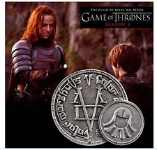GAME OF THRONES FACELESS MAN IRON COIN PROPS COSTUME *NEW* RARE SALE!!!