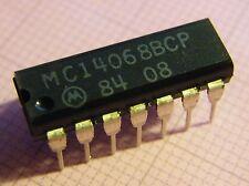 25x mc14068bcp 8-INPUT NAND/AND-gate, Motorola