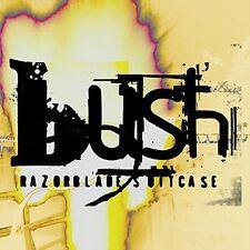 Bush-RAZORBLADE RACCOGLITORE-in addizione (180g coloured VINILE 2lp, mp3) NUOVO + OVP!
