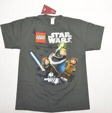 Lego Star Wars Boys  Graphic T-shirt,XL(18) Dark grey