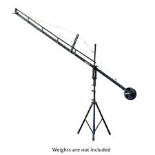 Proaim 14ft Jib Camera Crane Boom Arm Heavy Duty Tripod Stand for Cam Upto 15lbs
