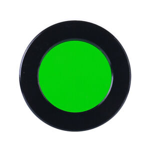 1.25 inches 31.7mm Optical Green Filter Moon Filter for Astronomical Telescope