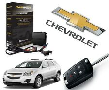 2010 CHEVROLET EQUINOX PLUG & PLAY REMOTE START DIY PLUG IN INSTALL CHEVY GM