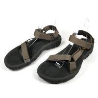Teva Womens Size US 10 Hurricane Xlt Hazel Black Adjustable Sandals 4176