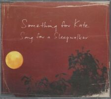 SOMETHING FOR KATE 4 track CD single SONG FOR A SLEEPWALKER 2003 Dempsey