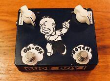Dirty Boy Rude Boy Octave Fuzz pedal