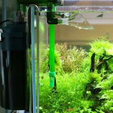 Clear Lily Pipe Outflow For 12/16mm 16/22mm Tube Aquarium Planted Tank