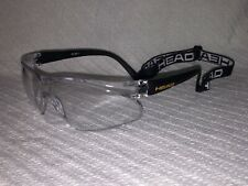 Head Racquetball Goggles Impulse Anti Fog & Scratch Resistant Protective Eyewear