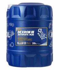MANNOL Dexron III Automatic Plus Fluide de Transmission - 20L