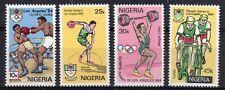 NIGERIA = 1984 Olympic Games set/4. SG476/9. MNH.