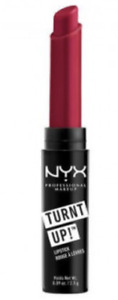 NYX TURNT UP LIPSTICK SHADE WINE & DINE NEW AND SEALED