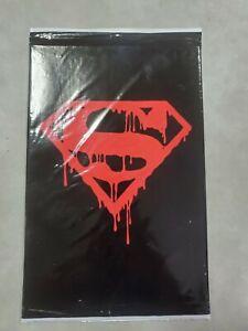 DC Comics Superman Memorial Set Sealed #75 1992 Original Poly Bag