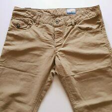 G Star Raw 3301 Denm Mens Jeans Beige W36 L29 L30