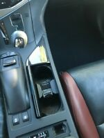 Center Console Cup Holder insert Divider For Lexus RX350 RX450h 2010-2015 NEW