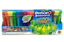 ZURU Bunch O Balloons Self Sealing 420 Water Balloon Summer Party 12 Bunches