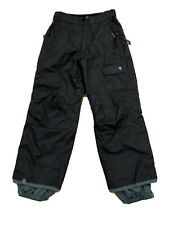 AMERICAN EAGLE OUTFITTERS AE77 PERFORMANCE MENS NAVY BLUE SNOWBOARD SKI PANTS S