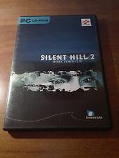 Silent Hill 2 director's cut PC ITA