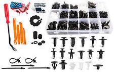415-piece Car Automotive Push Pin Rivet Trim Clip Panel Body Interior Assortment