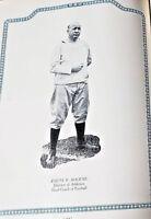 Beautiful 1928 Notre Dame Yearbook Knute Rockne  Fighting Irish