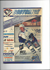 DEL PLAY OFF: KASSEL HUSKIES - NÜRNBERG ICE TIGERS, 30.03.2001, SAISON 00/01
