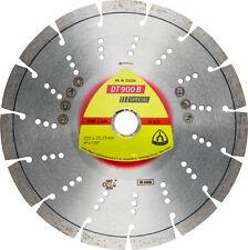 Klingspor DT 900B especial Ø 230 Mm Hormigón láser Disco de diamante para corte