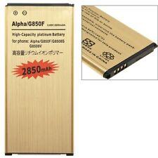 2850mAh Battery for Samsung Galaxy Alpha G850F G8508S G8509V