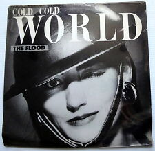 "THE FLOOD Cold Cold World 12"" SEALED German 1984"