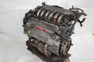 Alfa Romeo Spider 916 Motor V6 12V 3.0l AR16101