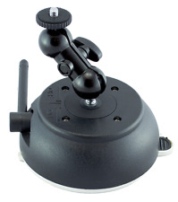 Car Camera Suction Cup Mount  Vacuum Base Action Camera Holder  VacMounts