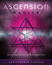 ASCENSION MAGICK - PENCZAK, CHRISTOPHER - NEW PAPERBACK BOOK