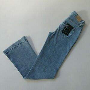 NWT Paige Leenah in Liza High Rise Trouser Transcend Vintage Jeans 25 x 34