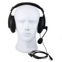 Retevis Headset Noise Reduction VOX PTT Earpiece for Walkie Talkie H777/RT3, TYT