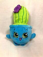 "Shopkins 7"" Plush Prickles the Cactus 2013 Moose Enterprise Stuffed Toy"