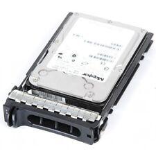 "Disque dur DELL YC952 SCSI 80 pins 3.5"" 146 Gigas 10 Krpm"