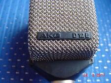 D-12E AKG,micro para bombo Clasico-Vintage,con pinza.