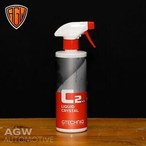 Gtechniq C2v3 - Liquid Crystal - 500ml - Detailing Car Spray Sealant / Wax