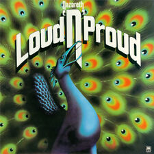 Nazareth-Loud N Proud Vinyl LP Replica Sticker or Magnet